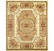 Link to 8' 2 x 9' 10 Classic Aubusson Rug