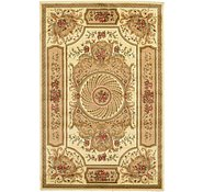 Link to 5' x 7' 7 Classic Aubusson Rug
