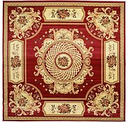 Link to 9' 10 x 9' 10 Classic Aubusson Square Rug