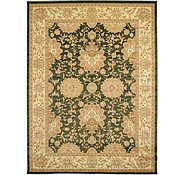Link to 9' 10 x 13' Isfahan Design Rug