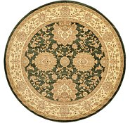 Link to 8' 2 x 8' 2 Isfahan Design Round Rug