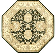 Link to 8' 2 x 8' 2 Isfahan Design Octagon Rug