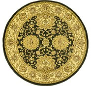 Link to 5' x 5' Isfahan Design Round Rug