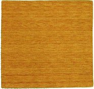 Link to 4' 10 x 5' 1 Handloom Gabbeh Square Rug