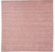 Link to 9' 8 x 9' 9 Handloom Gabbeh Square Rug