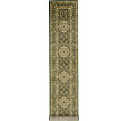 Link to 3' 3 x 13' Isfahan Design Runner Rug
