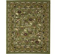 Link to 8' 2 x 9' 10 Tabriz Design Rug