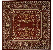 Link to 8' 2 x 8' 2 Kerman Design Square Rug