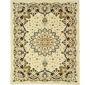 Link to 8' 2 x 9' 10 Mashad Design Rug