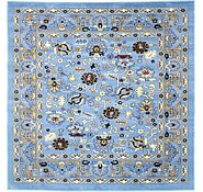 Link to 9' 10 x 9' 10 Tabriz Design Square Rug