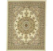 Link to 7' 10 x 9' 10 Kashan Design Rug