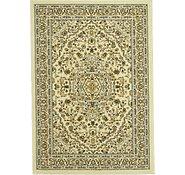 Link to 5' 7 x 7' 10 Kashan Design Rug