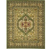 Link to 7' 10 x 9' 10 Heriz Design Rug
