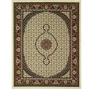 Link to 7' 10 x 9' 10 Tabriz Design Rug