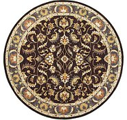 Link to 8' 2 x 8' 2 Classic Agra Round Rug