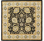 Link to 6' 7 x 6' 7 Classic Agra Square Rug