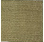 Link to 9' 8 x 9' 10 Handloom Gabbeh Square Rug