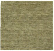 Link to 4' 11 x 4' 11 Handloom Gabbeh Square Rug