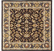 Link to 8' 2 x 8' 2 Classic Agra Square Rug