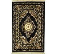 Link to 6' 5 x 9' 10 Kerman Design Rug