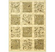 Link to 8' 2 x 11' 6 Tabriz Design Rug