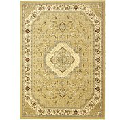 Link to 6' 7 x 9' 10 Mashad Design Rug