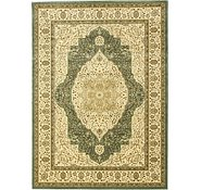 Link to 8' 2 x 11' 6 Kerman Design Rug