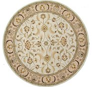 Link to 9' 10 x 9' 10 Classic Agra Round Rug