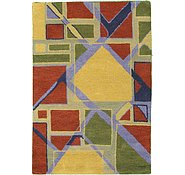 Link to 4' 3 x 6' 3 Reproduction Gabbeh Rug