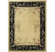 Link to 9' 10 x 13' 1 Classic Aubusson Rug