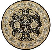 Link to 12' 2 x 12' 2 Classic Agra Round Rug