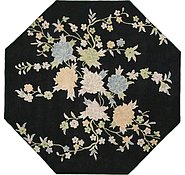Link to 8' 2 x 8' 2 Floral Agra Octagon Rug
