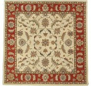 Link to 12' 2 x 12' 2 Classic Agra Square Rug