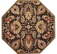 Link to 8' 2 x 8' 2 Classic Agra Octagon Rug