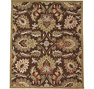 Link to 9' 10 x 13' 1 Floral Agra Rug