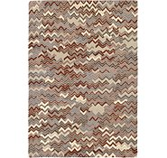 Link to 5' 3 x 7' 7 Chevron Rug