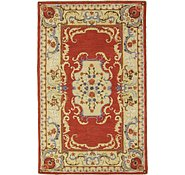Link to 5' 3 x 8' 1 Classic Aubusson Rug