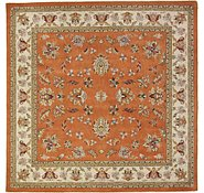 Link to 12' x 12' Classic Agra Square Rug