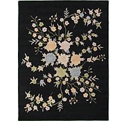 Link to 9' 9 x 12' 11 Floral Agra Rug