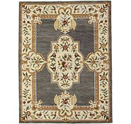 Link to 9' 8 x 12' 10 Classic Aubusson Rug