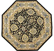 Link to 8' 1 x 8' 1 Classic Agra Octagon Rug
