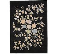 Link to 11' 3 x 15' 10 Floral Agra Rug
