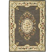 Link to 4' 3 x 6' 2 Classic Aubusson Rug