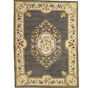 Link to 8' x 11' 2 Classic Aubusson Rug