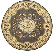 Link to 9' 9 x 9' 9 Classic Aubusson Round Rug
