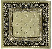 Link to 9' 9 x 9' 9 Classic Aubusson Square Rug