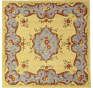 Link to 11' 11 x 11' 11 Classic Aubusson Square Rug