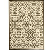 Link to 7' 10 x 10' 10 Tabriz Design Rug