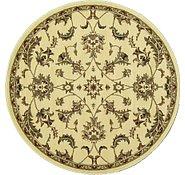 Link to 5' 3 x 5' 3 Tabriz Design Round Rug