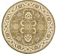 Link to 12' 5 x 12' 5 Classic Agra Round Rug